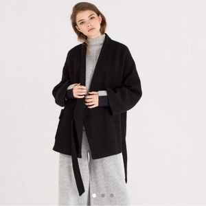 Brand new Native Youth Keke Kimono wool jacket